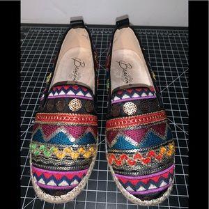 7M BEACON Fashion & Fit Slip on Shoes Multi-Color